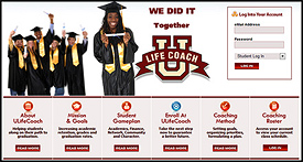 ULifeCoach Custom Websites Designed by N.A.I. Multimedia New Orleans TX