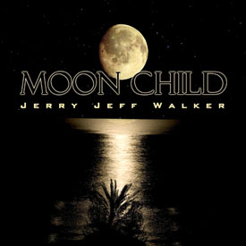 Jerry Jeff Walker Moonchild CD Design by N.A.I. Multimedia Studios New Orleans TX