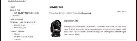 German Light Products 2014